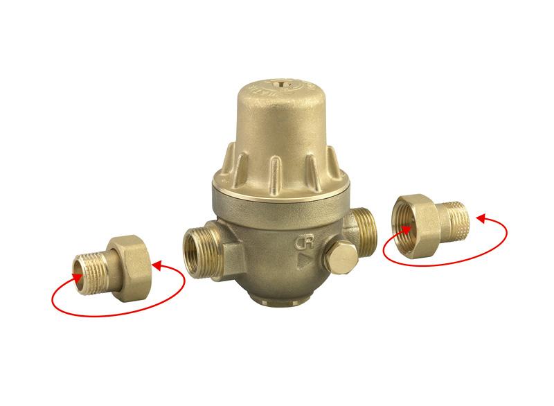 redufix pressure reducing valves. Black Bedroom Furniture Sets. Home Design Ideas