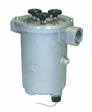 Heated self-cleaning filter 41000NL