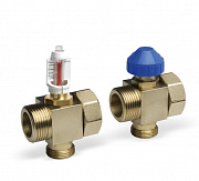 "Manifold Extension Set 1"" single port addition ( Pair)"