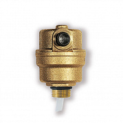 Microvent Automatic Airvent with Shut off Valve
