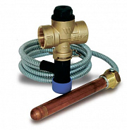 Thermal safety drain valve STS.S