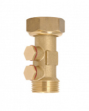 Check-valve W.F. Compact, length 58 mm