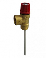 Combined Temperature & Pressure Relief Valves