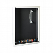 HIU2U flush mounted cabinet