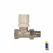Nickel-plated thermostatic valve 179SN