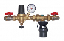 Backflow preventer CAa set