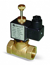 Gas solenoid valve N.O. MSVO